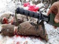 Yaban keçisini avlayanlara 30 bin TL para cezası kesildi