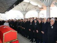 Cumhurbaşkanı Erdoğan, Astsubay Musa Özalkan'ın cenaze törenine katıldı
