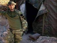 Afrin'de bir Uzman Çavuş hayatını kaybetti