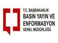 Seçim günü üç şehirde basın merkezi kurulacak