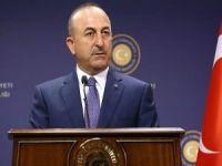 """Çavuşoğlu'ndan """"Münbiç"""" açıklaması"""