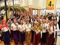 22. EMITT Turizm Fuarı, rekor katılım ile devam ediyor