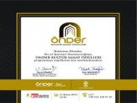 ÖNDER Kültür Sanat Ödülleri sahiplerini buluyor