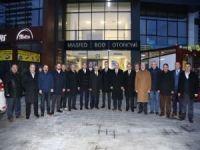 ATO Başkanı Baran'dan OTONOMİ'ye ziyaret