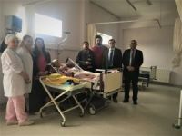 Sason Gebe Misafirhanesinde Hasta Memnuniyeti