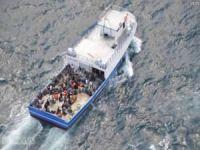 Balıkesir'de 17 göçmen yakalandı