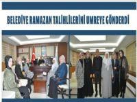 Batman Belediyesi Ramazan Talihlilerini Umreye Gönderdi