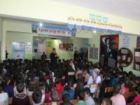 Köy Okulunda Yazar Öğrenci Buluşmaları