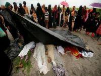 Myanmar'da etnik temizlik yaşanıyor