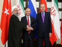 Erdoğan, Ruhani ve Putin eylülde bir araya geliyor