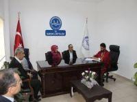 Mardin'de ilk kez müftü nikahı kıyıldı