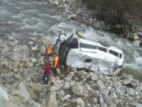 Bitlis'teki kazada ölü sayısı 2'ye yükseldi