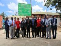 Kızılay'dan Zambiya'ya insani yardım ve eğitim desteği