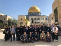 """Karatemiz: """"Kudüs bizim kalbimizdir, kimse söküp alamaz"""""""