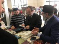 Görmez'den Arapça Kitap ve Kültür Günleri'ne ziyaret