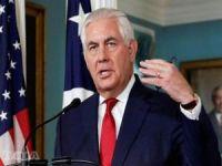 Görevden alınan Tillerson'dan ilk açıklama