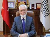 Rektör Ağırakça'dan Yaşayan Diller Enstitüsü açıklaması