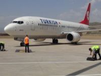 Bingöl-İstanbul uçağı arızalandı