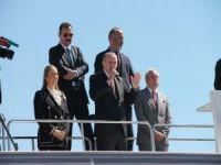 Cumhurbaşkanı Erdoğan: Afrin'e girdik giriyoruz