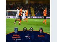 Başakşehir bende varım dedi: 1-0
