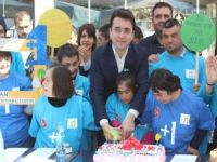 """Nusaybin'de """"+1 Farkındalık Günü"""" etkinliği"""