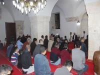 Regaib Kandili Mardin'de ihya edildi
