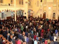 Regaip Kandilinde Gaziantep'te camiler doldu taştı