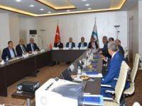FKA yönetim kurulu toplantısı yapıldı