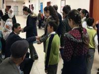 Öğrencilerden anlamlı ziyaret