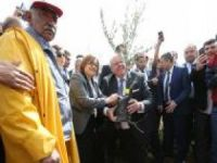 "Gaziantep'te ""3 Milyon Suriyeli 3 Milyon-Fidan Projesi"""
