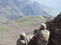 Batman çatışma: Bir asker hayatını kaybetti 2 PKK'lı öldürüldü