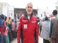 Afrin'de insani yardım çalışmalarına hız verildi