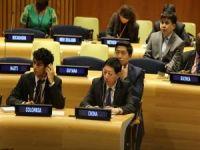 Çinli temsilci: Açlık sorunu için temel çözüm kalkınma