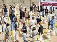 30 bin Yemenli'ye yardım