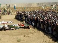 ABD Afganistan'da katliama doymuyor!