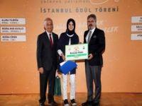 Sağlıklı Nesil Sağlıklı Gelecek Yarışması'nın ödül töreni yapıldı