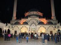 Gaziantep'te Miraç Kandili dualarla ihya edildi