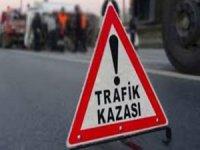 Çorum'da zincirleme kaza: 22 yaralı