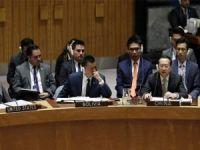 """Çin: """"Suriye sorun uluslararası hukuk çerçevesinde çözülmeli"""""""