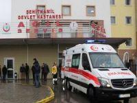 Şehir içi yolcu otobüsü devrildi: 14 yaralı