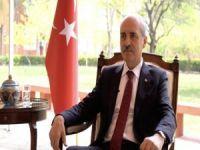 Bakan Kurtulmuş: Türkiye ve Çin'in ulusal menfaatleri örtüşüyor