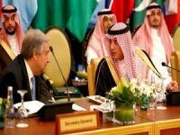 Suudi'den Suriye'ye askeri müdahale sinyali