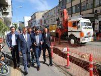 Bingöl'de doğalgaz çalışmaları devam ediyor