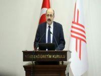 YÖK Başkanı Saraç: Öğrencilerimiz bir hafta daha kazandı