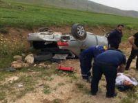 Manisa'da otomobil belediye işçilerine çarptı: 3 ölü