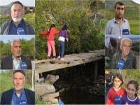 Çeltikyolu köylüleri sorunlarına çözüm bekliyor