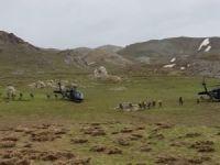 Van'da tespit edilen sığınaklar imha edildi