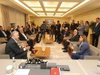 """Bakan Arslan: """"Gaziantep güçlü düşünen bir şehir"""""""