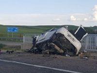 Diyarbakır'da ölümlü kaza!