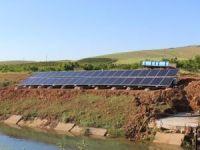 Çiftçilerden elektrik kesintilerine güneş enerjili çözüm